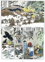 Extrait 1 de l'album Les 7 Vies de l'Épervier - 1. La Blanche Morte
