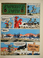 Extrait 1 de l'album Lucky Luke - 45. L'Empereur Smith