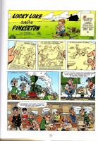 Extrait 1 de l'album Les Aventures de Lucky Luke d'après Morris - 4. Lucky Luke contre Pinkerton