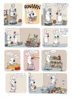 Extrait 1 de l'album Les Rabbit - 2. Le coup du lapin