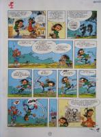 Extrait 1 de l'album Gaston (Série dite classique) - 13. Lagaffe mérite des baffes