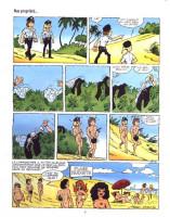 Extrait 2 de l'album Les saintes nitouches - 3. Tome 3