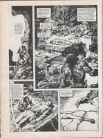 Extrait 2 de l'album Une aventure de Conan - 7. La Forteresse de Xapur