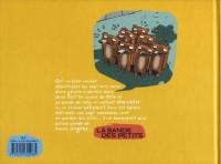 Extrait 3 de l'album Les sept ours nains - 1. Boucle d'Or et les sept ours nains
