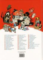Extrait 3 de l'album Spirou et Fantasio - 52. La Face cachée du Z