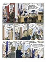 Extrait 2 de l'album La Vie secrète de Marine Le Pen (One-shot)