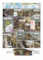 Extrait 3 de l'album Mercenaires - 1. La Meute du Griffon