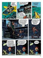 Extrait 2 de l'album Une aventure de Spirou et Fantasio par... (Le Spirou de…) - 1. Les Géants pétrifiés