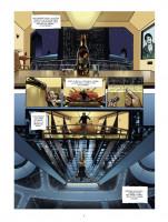 Extrait 1 de l'album Panthéon, Le Tombeau des dieux endormis (One-shot)