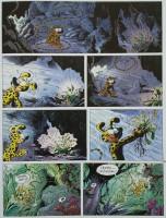 Extrait 1 de l'album Marsupilami - 25. Sur la piste du Marsupilami