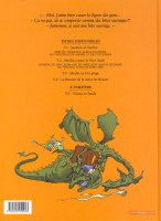 Extrait 3 de l'album Merlin (Joann Sfar) - 4. Le Roman de la mère de Renart