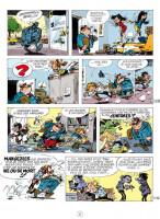 Extrait 2 de l'album Gaston - Hors-série - 1. Des gaffes et des chats