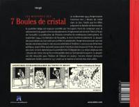 Extrait 3 de l'album Tintin (Divers et HS) - HS. Les Mystères des 7 Boules de cristal