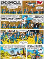 Extrait 3 de l'album Les Tuniques bleues - 8. Les Cavaliers du ciel