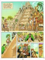 Extrait 2 de l'album Mayas - 2. La revanche du prince Toltèque