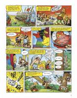 Extrait 2 de l'album Astérix - 1. Astérix le Gaulois