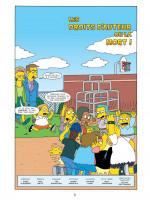 Extrait 1 de l'album Les Simpson (Jungle) - 17. Sans filet !