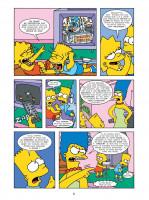 Extrait 2 de l'album Les Simpson (Jungle) - 16. Wing ding