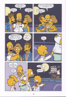Extrait 2 de l'album Les Simpson (Jungle) - 8. Gros bosseur !