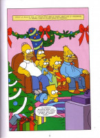 Extrait 1 de l'album Les Simpson (Jungle) - 12. Contre-attaque