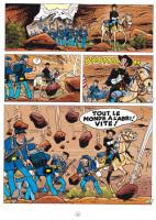 Extrait 1 de l'album Les Tuniques bleues - 57. Colorado story