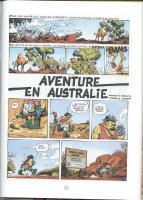 Extrait 2 de l'album Spirou et Fantasio - HS. Virus / Aventure en Australie