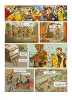 Extrait 1 de l'album Contes & légendes des régions de France - 3. Nord - Pas de Calais