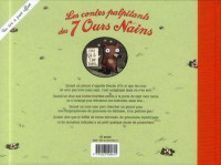 Extrait 3 de l'album Les sept ours nains - INT. Les contes palpitants des 7 ours nains