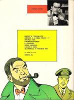 Extrait 3 de l'album Blake et Mortimer (Dargaud et Le Lombard) - 1. Le Secret de l'Espadon I