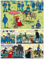 Extrait 1 de l'album Les Tuniques bleues - 43. des bleus et du blues