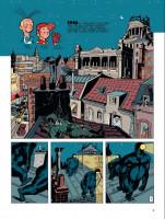 Extrait 1 de l'album Une aventure de Spirou et Fantasio par... (Le Spirou de…) - 7. La Femme léopard
