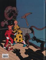 Extrait 3 de l'album Une aventure de Spirou et Fantasio par... (Le Spirou de…) - 7. La Femme léopard