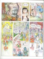 Extrait 2 de l'album La Femme du magicien (One-shot)