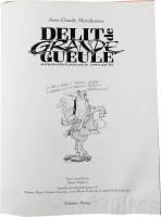 Extrait 1 de l'album Délit de grande gueule (One-shot)