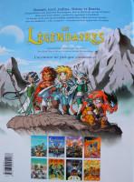 Extrait 3 de l'album Les Légendaires - 6. Main du futur