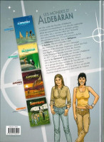 Extrait 3 de l'album Les Mondes d'Aldébaran IV - Survivants - 1. Épisode 1