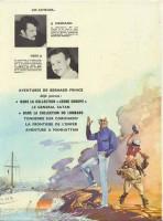 Extrait 3 de l'album Bernard Prince - 1. Le Général Satan et Les Pirates de Lokanga