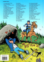 Extrait 3 de l'album Les Tuniques bleues - 58. Les Bleus se mettent au vert