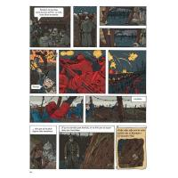 Extrait 1 de l'album Carnets 14-18 (One-shot)