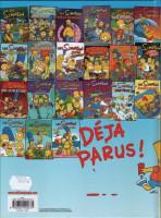 Extrait 3 de l'album Les Simpson (Jungle) - 22. Sur la Route!