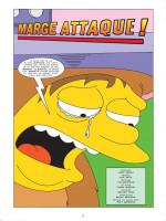 Extrait 1 de l'album Les Simpson (Jungle) - 24. En parade