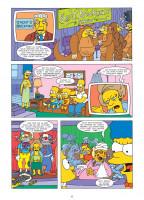 Extrait 2 de l'album Les Simpson (Jungle) - 24. En parade