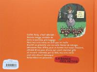 Extrait 3 de l'album Les sept ours nains - 4. Mais qui veut la peau des ours nains ?
