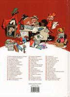 Extrait 3 de l'album Spirou et Fantasio - 54. Le Groom de Sniper Alley