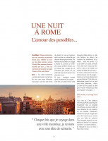 Extrait 1 de l'album Une nuit à Rome - HS. Les Dessous de Une nuit à Rome