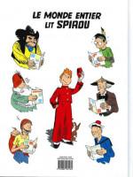 Extrait 3 de l'album Une aventure de Spirou et Fantasio par... (Le Spirou de…) - 2. Les Marais du temps