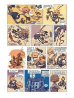 Extrait 1 de l'album Une aventure de Spirou et Fantasio par... (Le Spirou de…) - 8. La Grosse Tête