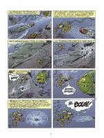 Extrait 2 de l'album Marsupilami (Collection Hachette) - 24. Opération Attila
