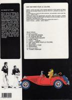 Extrait 3 de l'album Clifton - 6. Une panthère pour le colonel