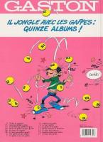 Extrait 3 de l'album Gaston (Série dite classique) - 14. La Saga des gaffes